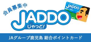 JAグループ鹿児島 総合ポイントJADDOカード